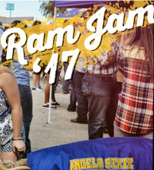 ASU Ram Jam featuring Josh Abbott Band