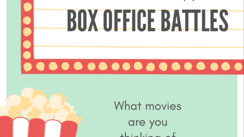 Box Office Battles: 03/06/2020