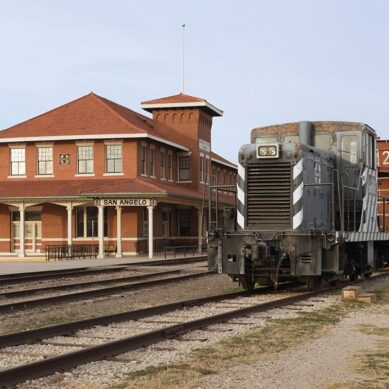 Railway Museum of San Angelo