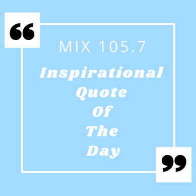 Inspirational Quote Of The Day April 7, 2020