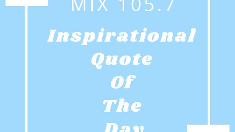 Inspirational Quote Of The Day March 24, 2020