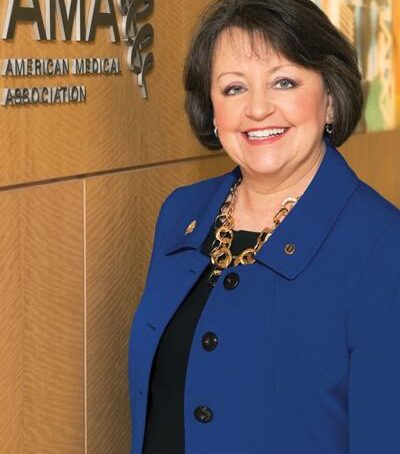 Dr. Susan Bailey, President of the American Medical Association